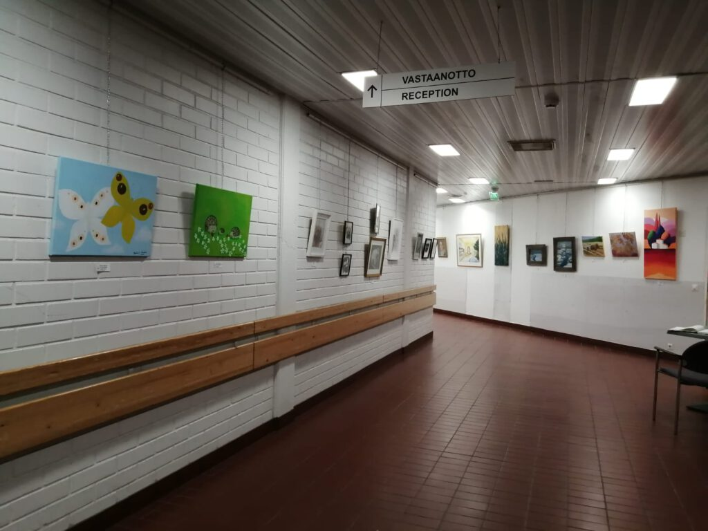Marraskuun näyttely 2020